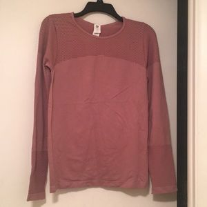 Fabletics Musetta Seamless L/S Top - L